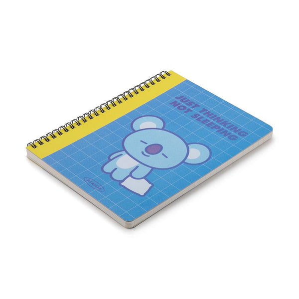 BT21 - A5 Spring Notebook
