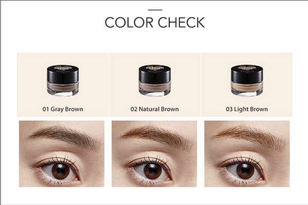 Banila Co. Eye Love Cushion 3D Brow - Makeup,Eyebrow - Harumio