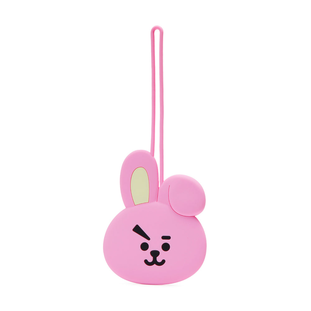 BT21 - Silicone Luggage Tag - Cooky