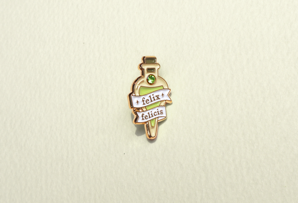 Pinawakens - Harry Potter Pins - Lucky Potion