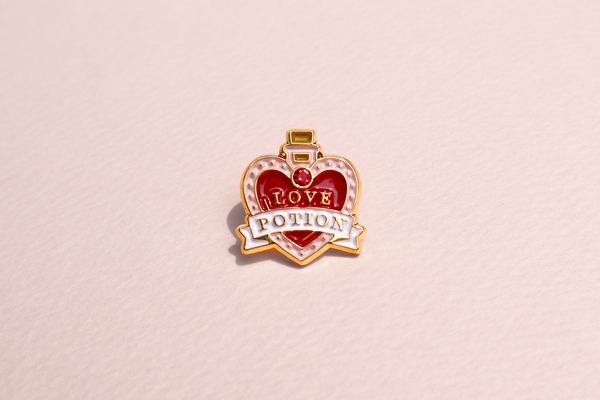 Pinawakens - Harry Potter Pins - Love Potion