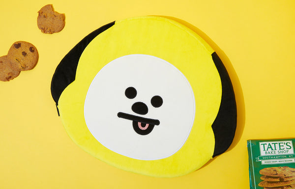 BT21 - Character Chair Cushion - Chimmy