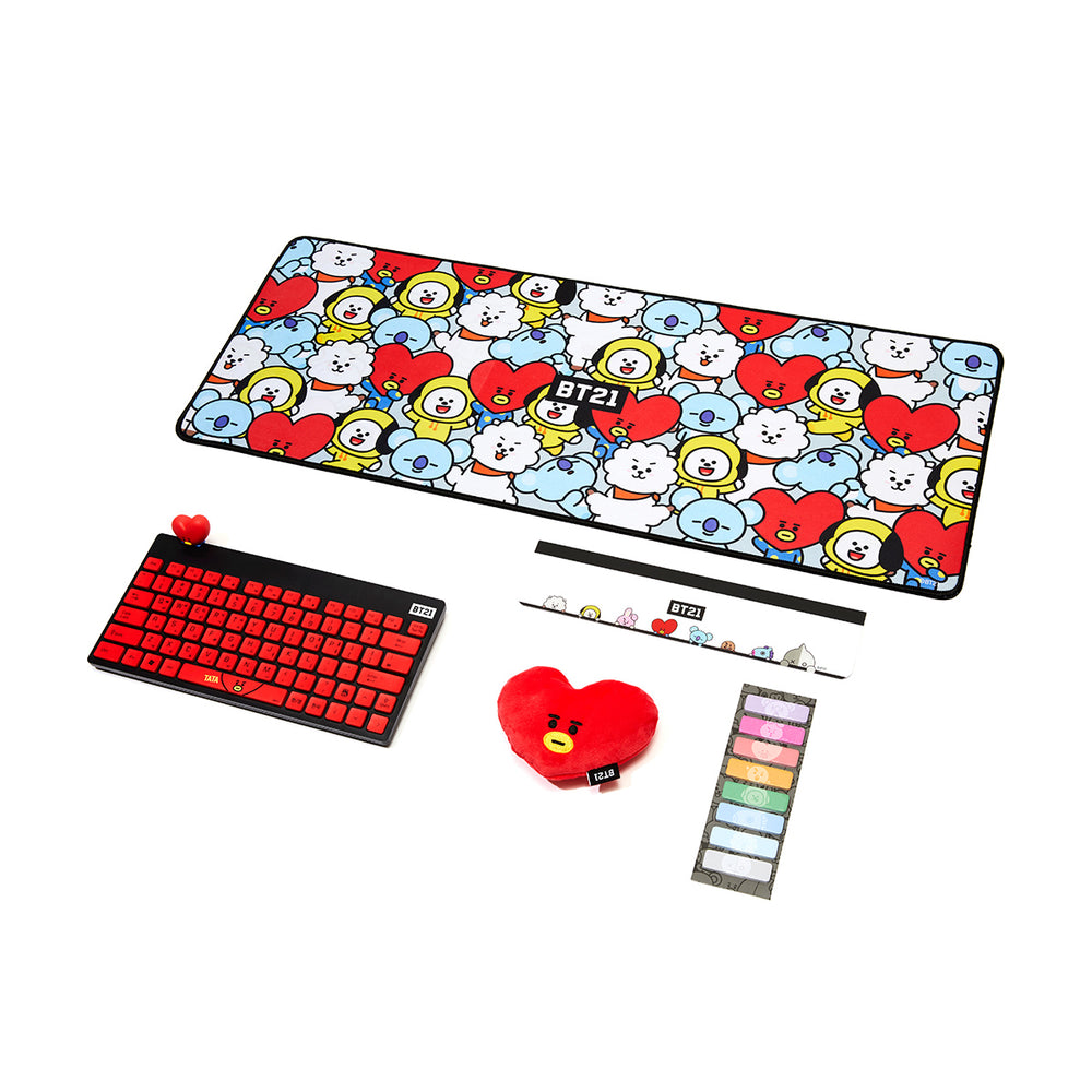 BT21 x Royche - Desk Accessory  Set - Tata