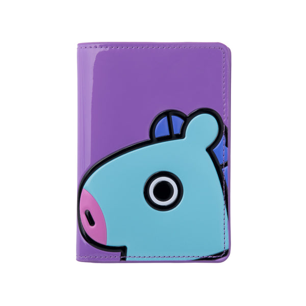 BT21 - Enamel Passport Case - Mang