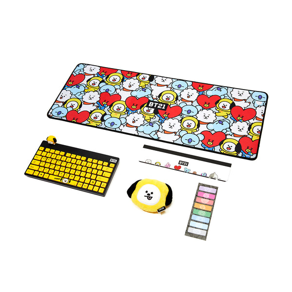 BT21 x Royche - Desk Accessory  Set - Chimmy
