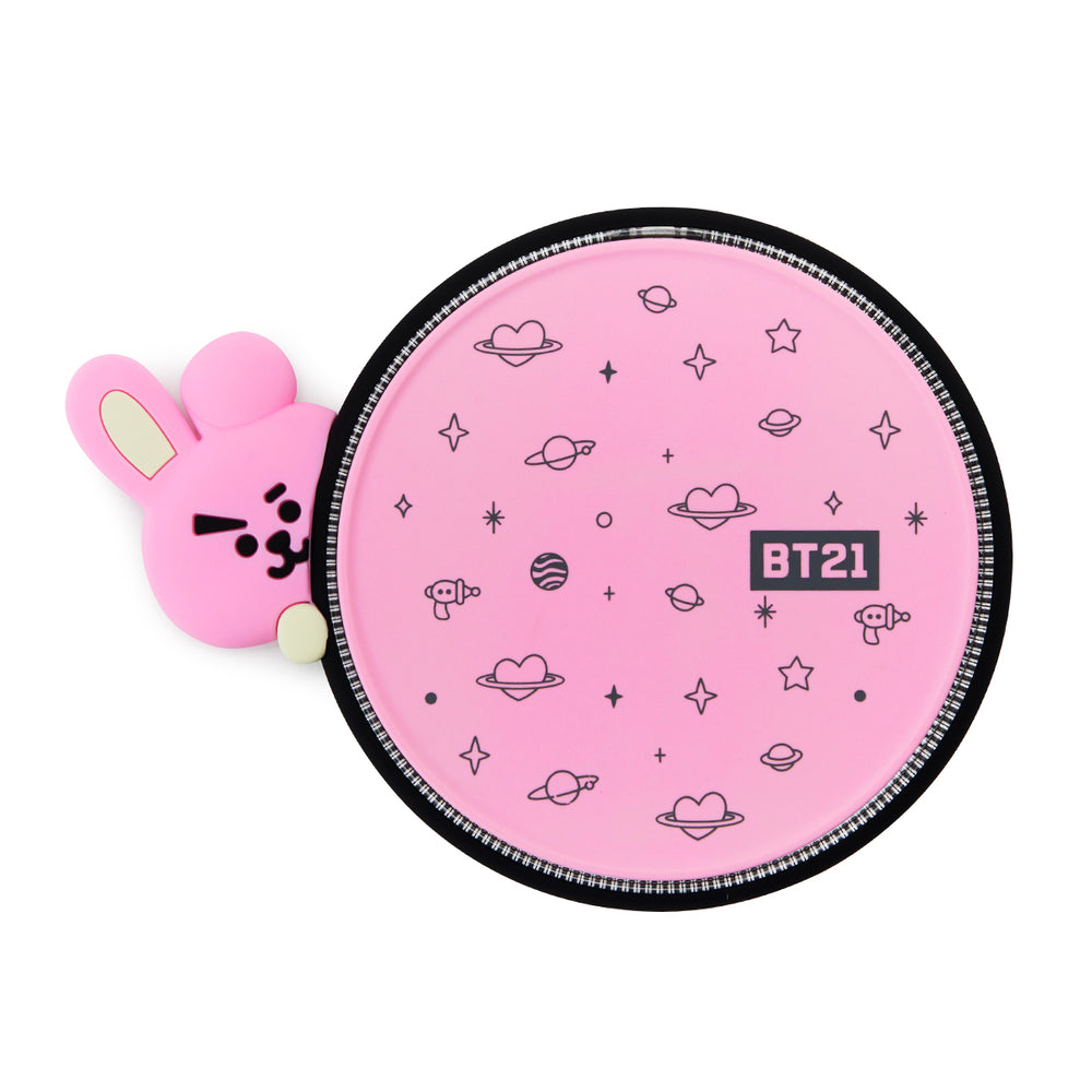 BT21 - Wireless Charging Pad - Cooky