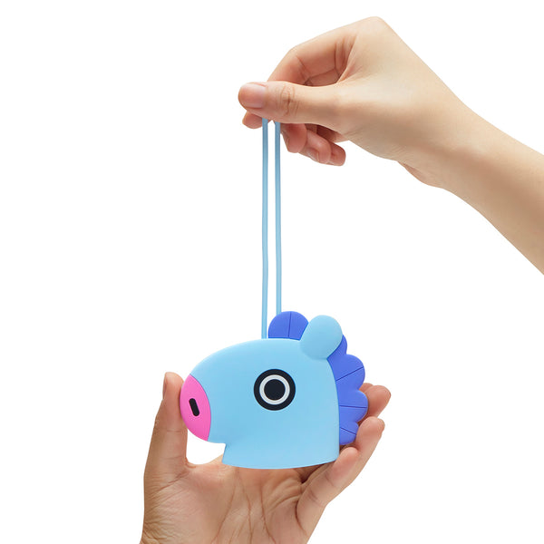 BT21 - Silicone Luggage Tag - Mang