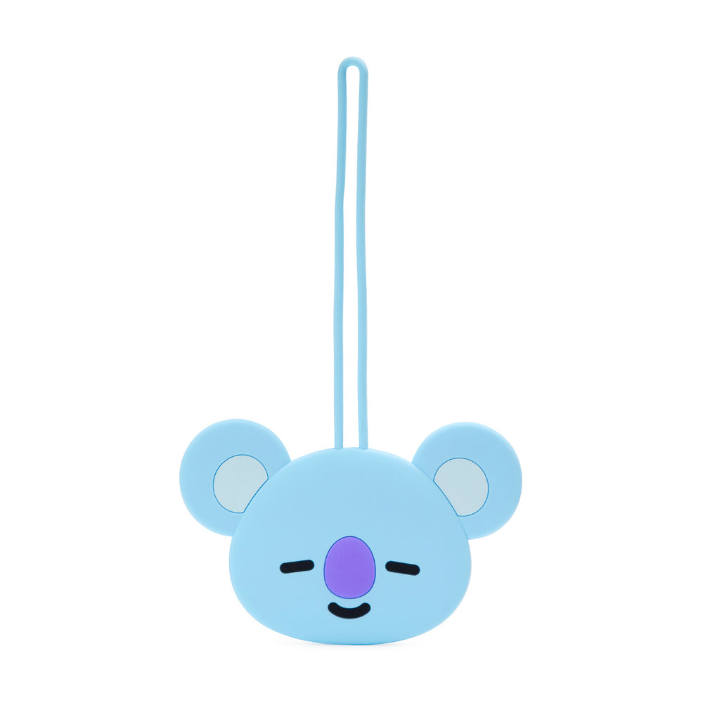 BT21 - Silicone Luggage Tag - Koya