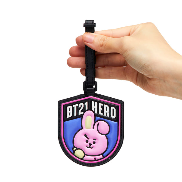 BT21 - Luggage Tag - Cooky