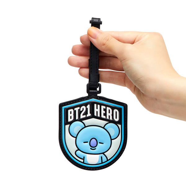 BT21 - Luggage Tag - Koya