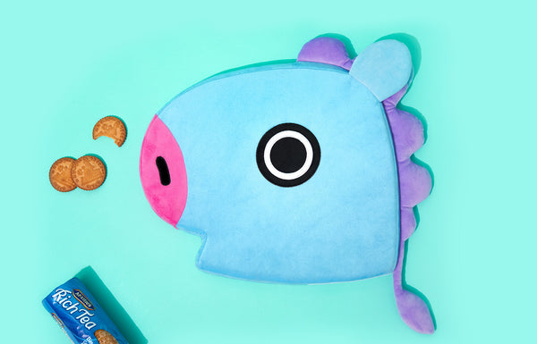 BT21 - Character Chair Cushion - Mang