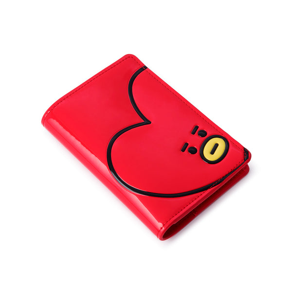 BT21 - Enamel Passport Case - Tata