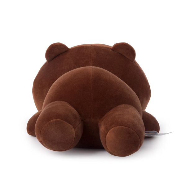 LINE Friends - Soft Mini Pillow Cushion - Brown