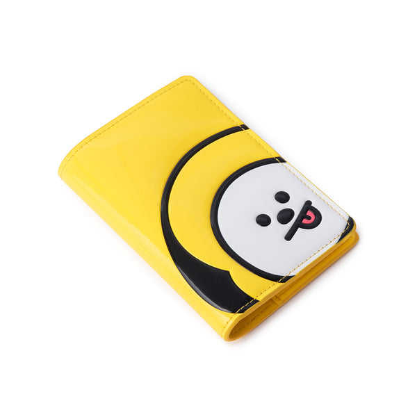 BT21 - Enamel Passport Case - Chimmy