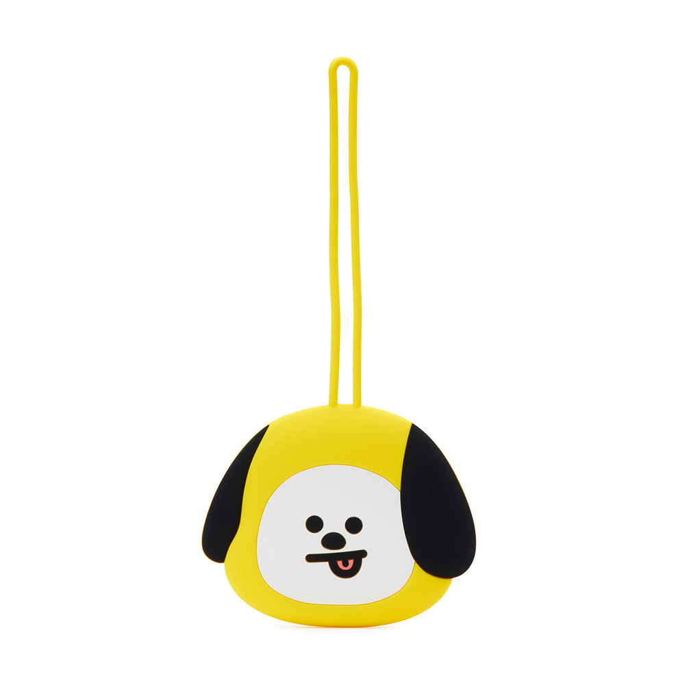 BT21 - Silicone Luggage Tag - Chimmy