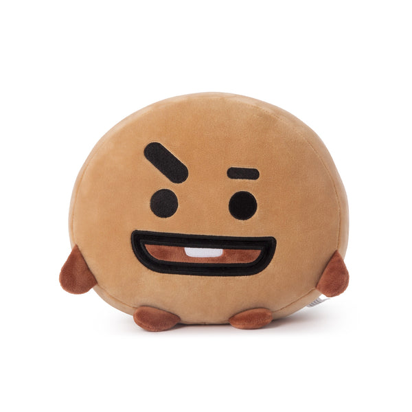 BT21 - Soft Mini Pillow Cushion - Shooky - Toy - Harumio