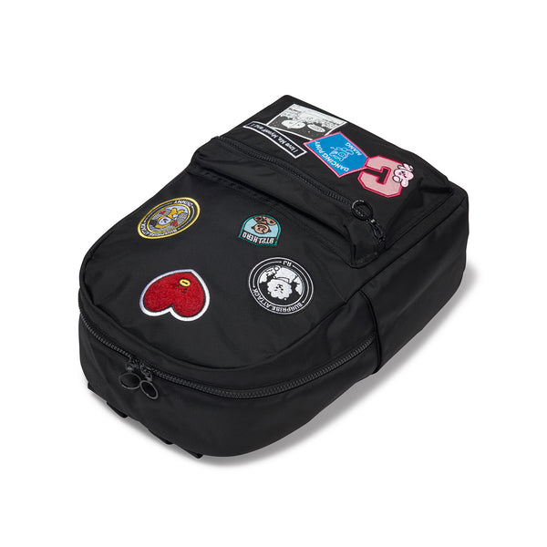 BT21 - Black Patches Backpack