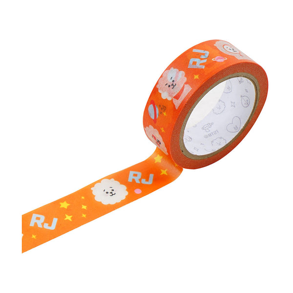 BT21 - Pattern Masking Tape