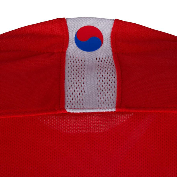 Nike - South Korea National Uniform Jersey - Red