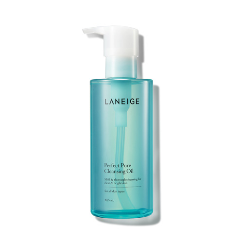Laneige Perfect Pore Cleansing Oil - Skincare, Cleanser, Skin - Harumio