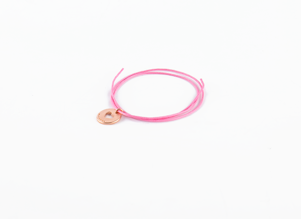 BlackPink - In Your Area Heart Bracelet
