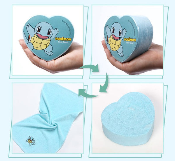 Pokemon - Facial Towel - Squirtle