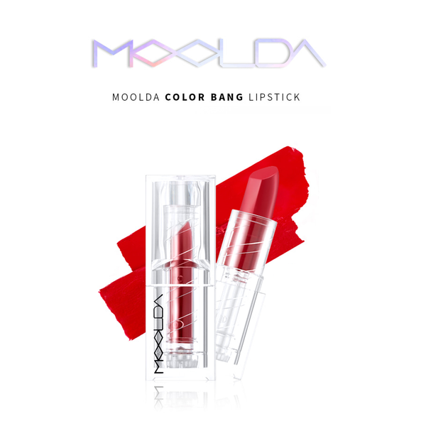 Moolda - Color Bang Lipstick