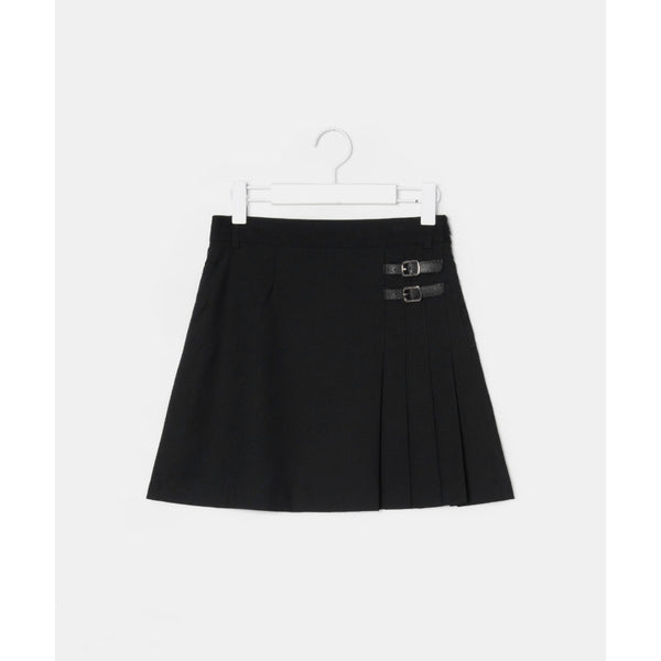 KIRSH x Beanpole Sport - Half Skirt - Black