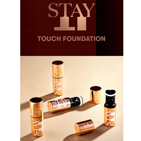 VT x BTS - Stay It Touch Foundation