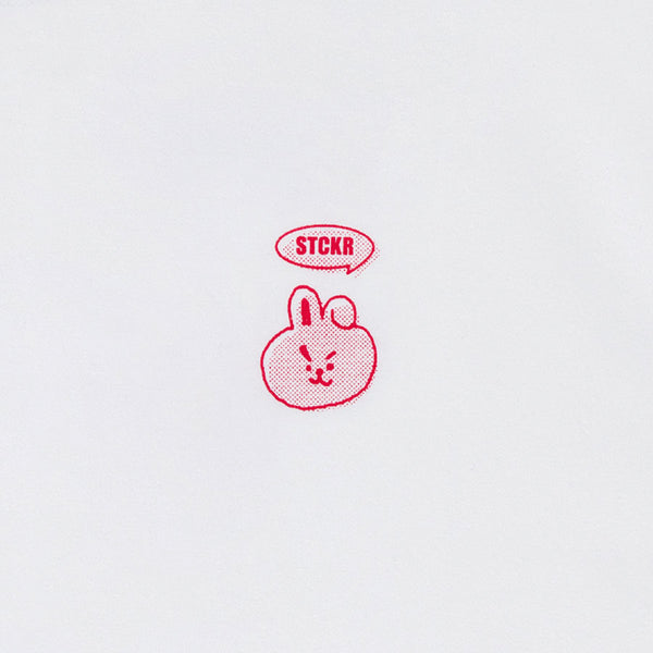BT21 - Sticker Collection - Thank You T-shirt