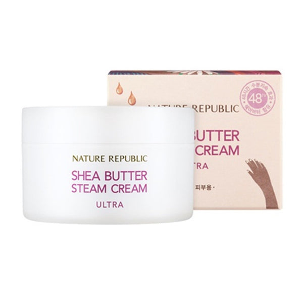 Nature Republic Shea Butter Steam Cream 100ml