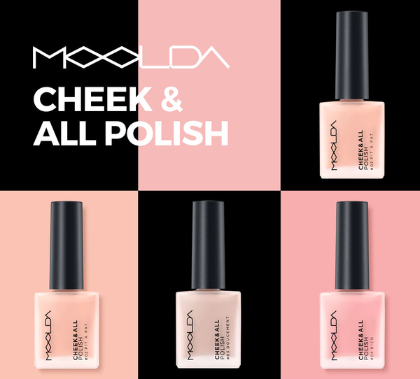 Moolda - Cheek & All Polish
