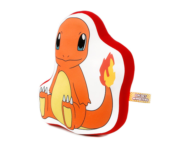 Pokemon - Character Print Cushion - Charmander