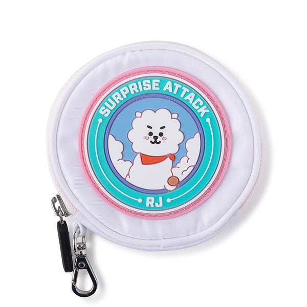 BT21 - Wappen Round Coin Purse