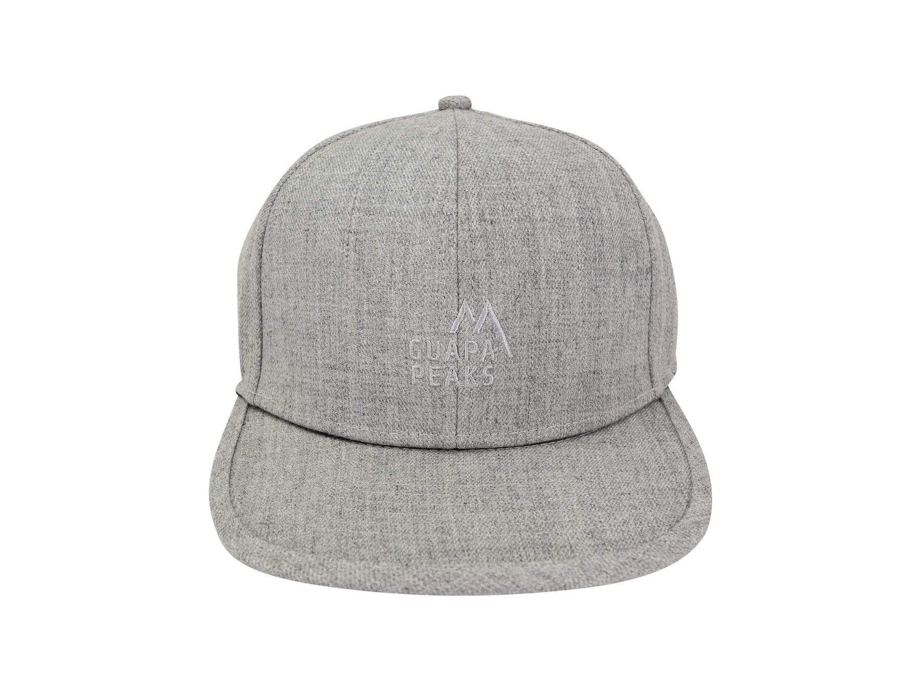 Grey & Black 6 Panel Combo | Walnut + Black Surf + Free Fabric Visors