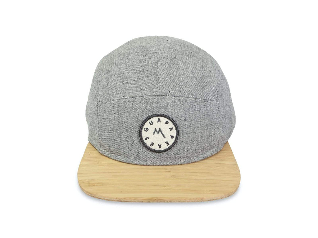 Black Ripstop & Grey Tweed Cap Combo