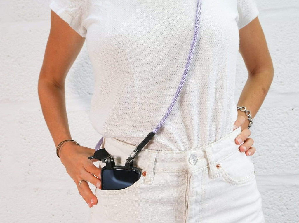 Lilac - Phone & Camera Utility Strap