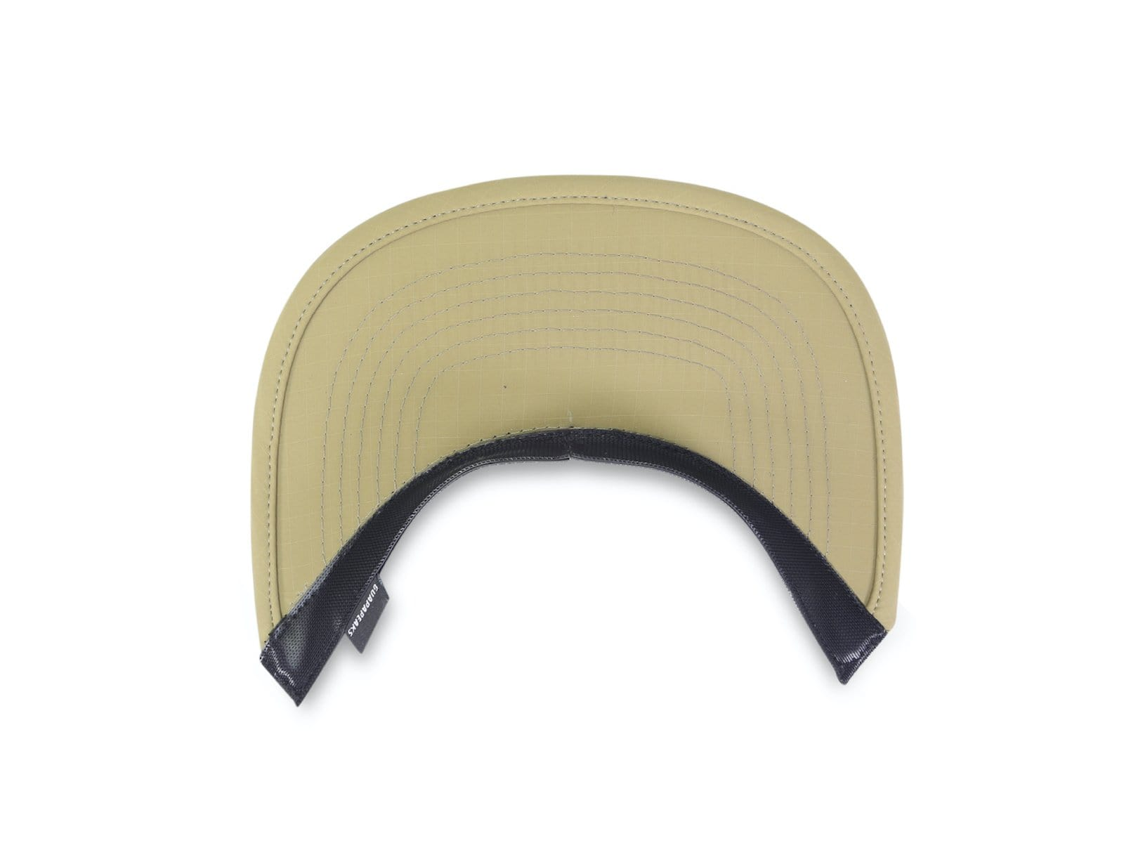 Khaki Ripstop Set | Black Surf + Free Fabric Visor