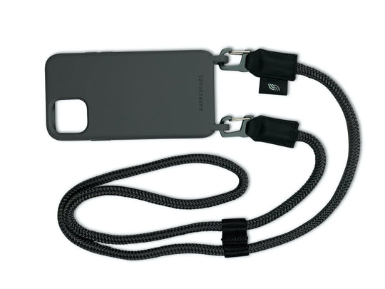 Anthracite - Phone & Camera Utility Strap