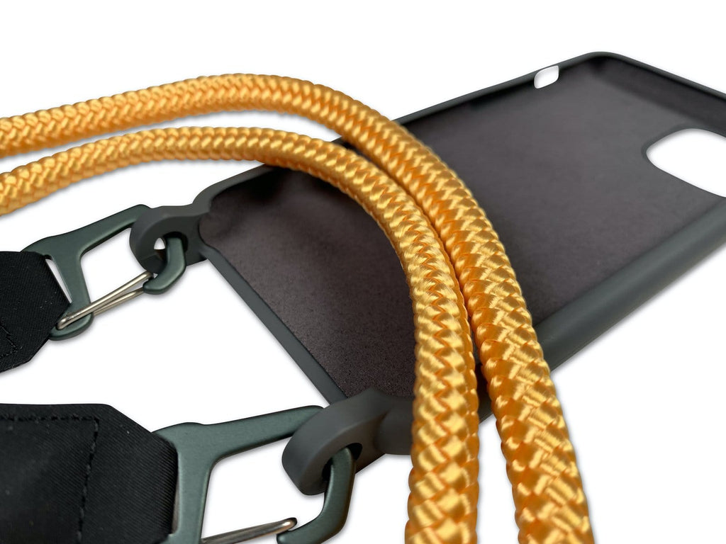 Canary Yellow - Phone & Camera Utility Strap