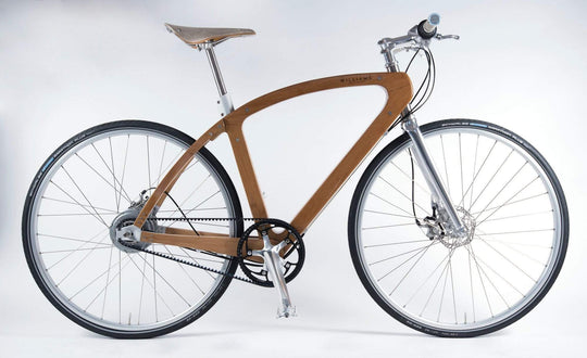 Urban One | 12 Speed | Bamboo & Flax Composite Bike