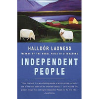 Independent People - by Halldór Laxness