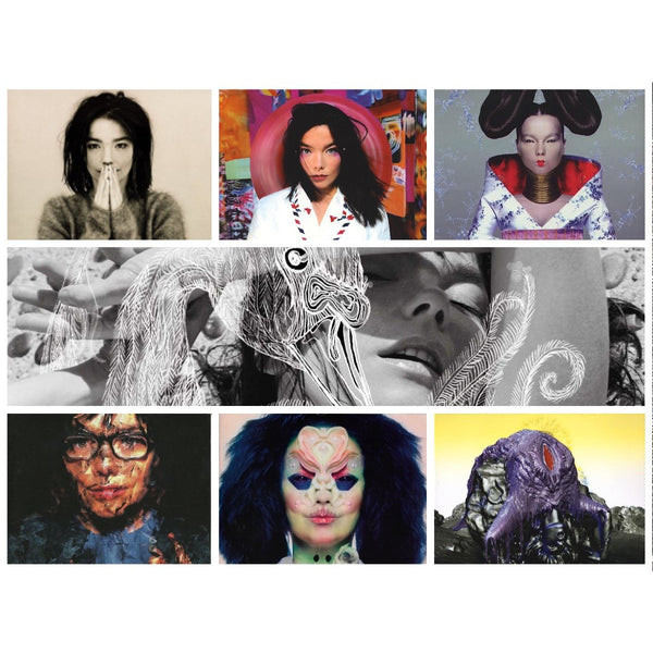 The Björk Collection - Björk's extraordinary musical voyage in 7 CD's!