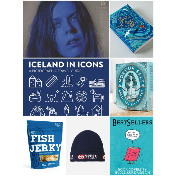 The Blue Box of Iceland - Limited Edition