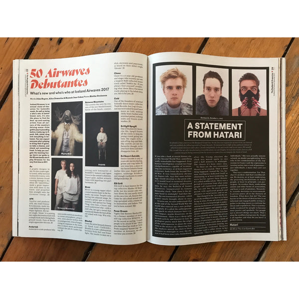 Iceland Airwaves 2017: Special Issue