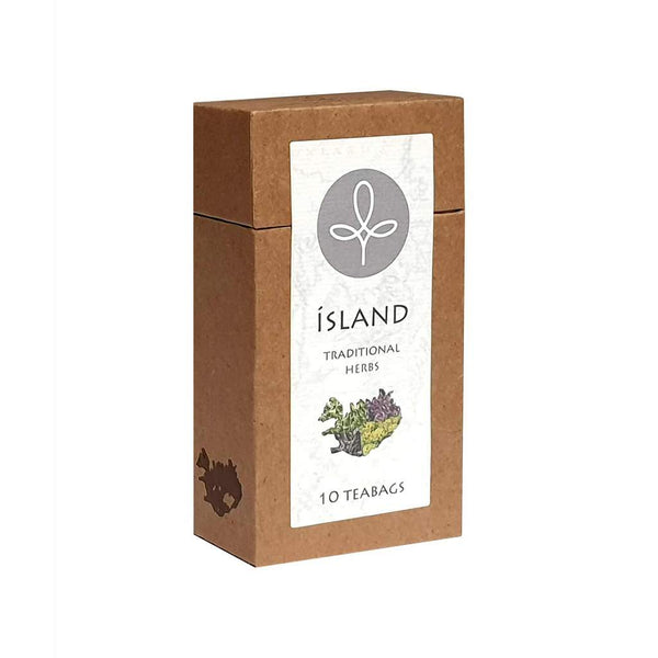 Icelandic Herbal Tea - Wild handpicked Icelandic herbs