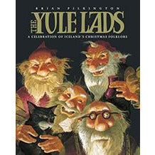 The Yule Lads - by Brian Pilkington