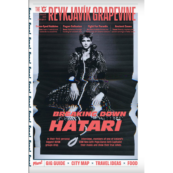 Hatari New Album Issue