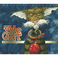Yule Cat – A Seasonal Makeover by Brian Pilkington