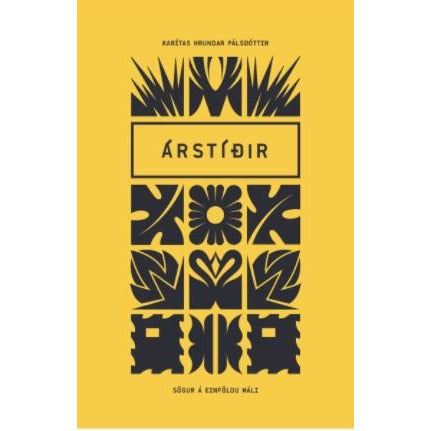 Árstíðir - 101 Stories Written In Simple Icelandic